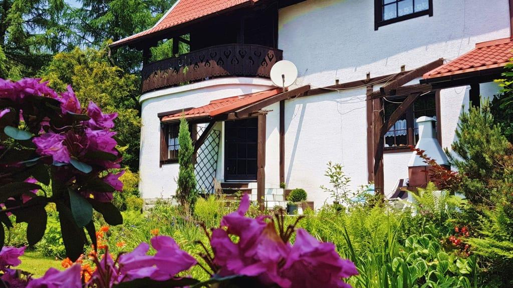 Willa pod jemiołą - pokoje do wynajęcia w Wiśle