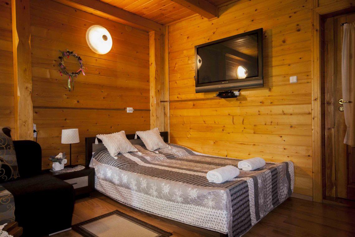 Pokój 2-4 osobowy z balkonem
