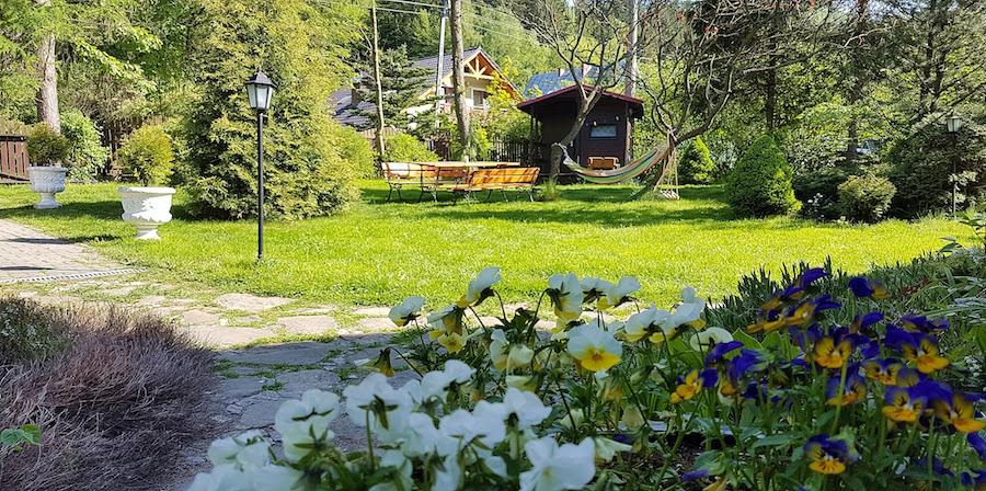 Ogród Willi pod Jemiołą