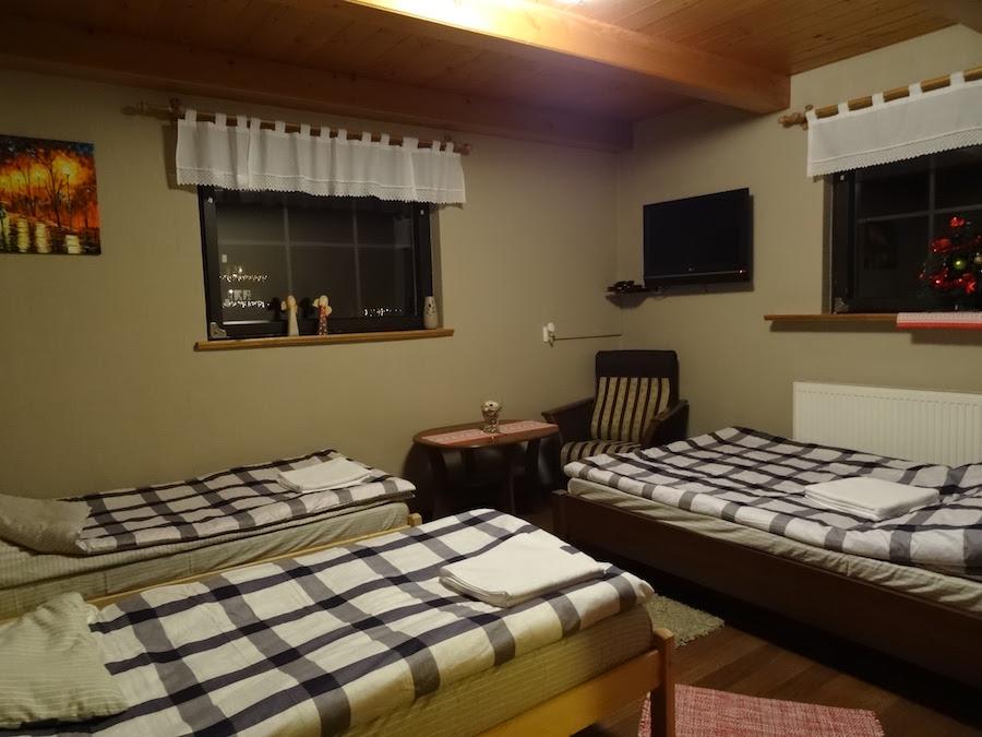 Pokój rodzinny 4-osobowy